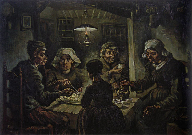 The Potato Easters 1885
