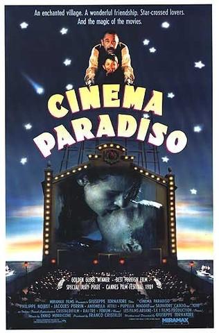 Cinema Paradiso,