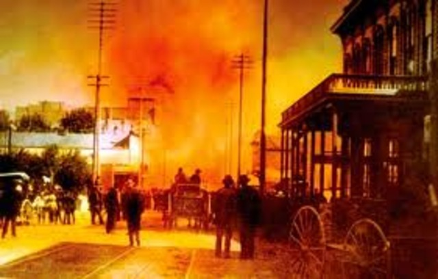 The Seattle Fire