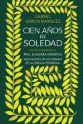 Cien años de Soledad,