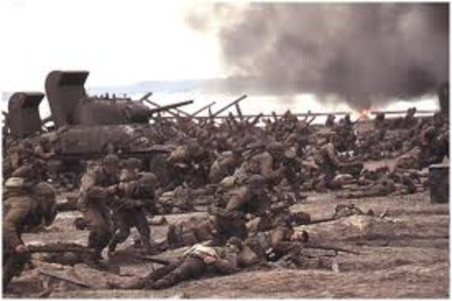 2° guerra mundial. LA GUERRA EN EUROPA