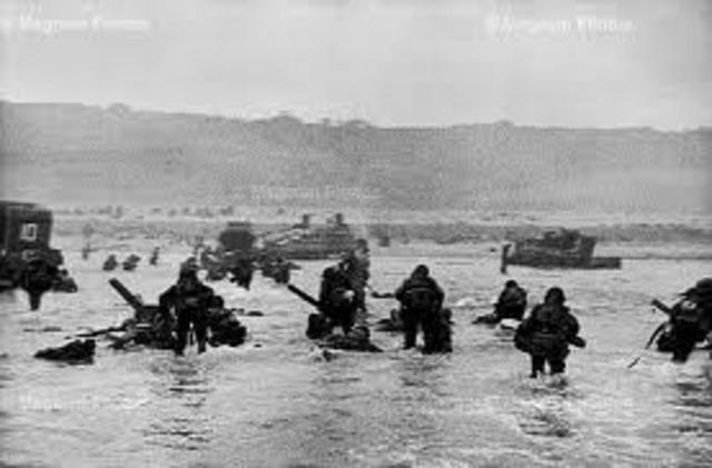 Guerra de Normandia