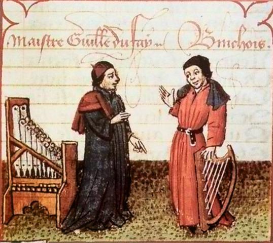 Burgundian School of Composing