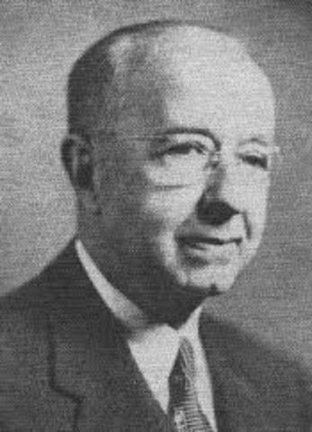 """W.A. Shewhart  y la """"carta de control"""""""