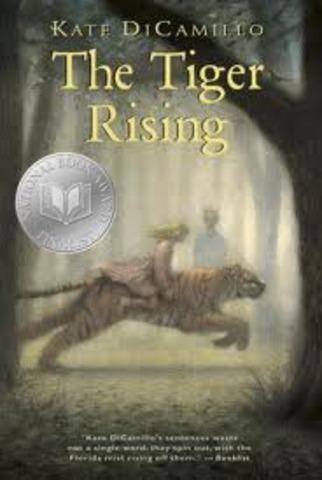Tiger Rising Novel