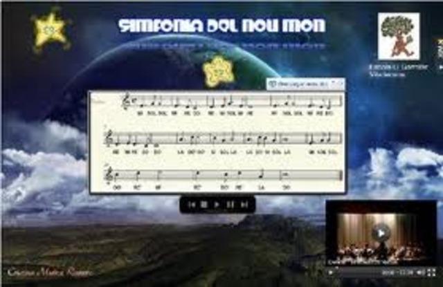 """Simfonia del """"Nou Món"""""""