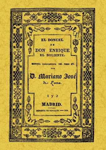 Publicación de una novela histórica