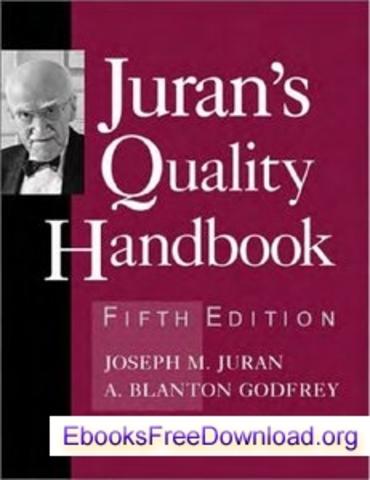 Quality ControlHandbook