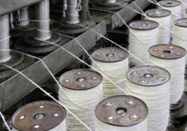 Experimentos de la Industria Textil de lana