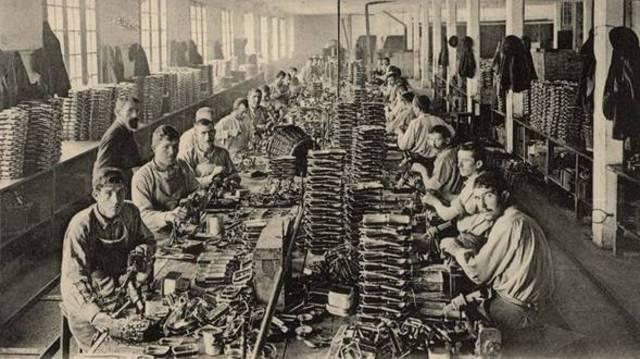 Sistema Industrial Moderno
