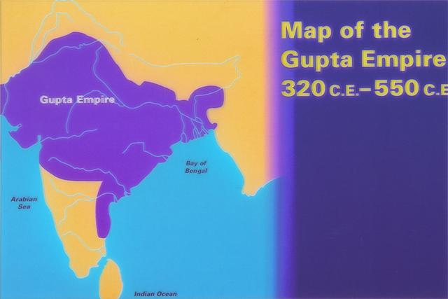 The Gupta Empire