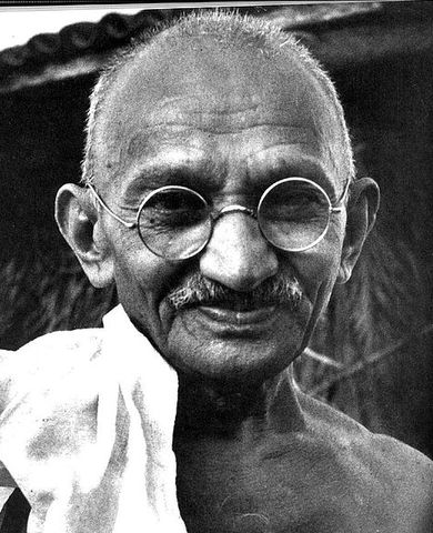 Death of Mohandas Gandhi