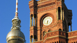 Berliner Legislaturperiode timeline