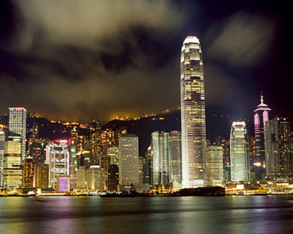 Hong Kong belongs to China