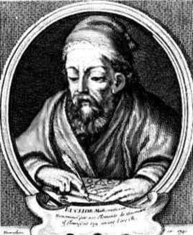 Euclides - Año 300 a.C
