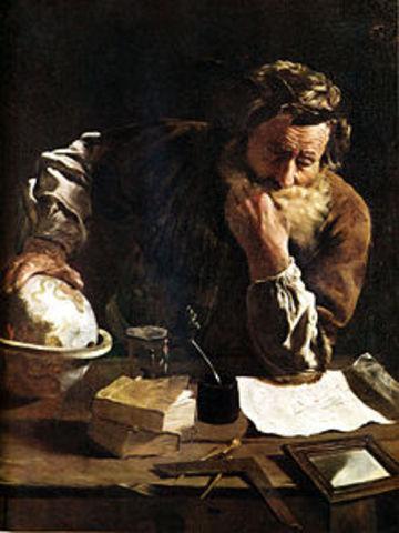 Arquímedes (287-212 a. C.)