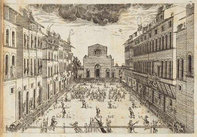 Count Giovanni de Bardi
