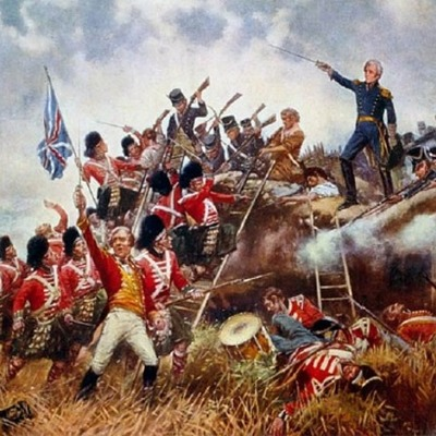 Major Events In The War of 1812 timeline