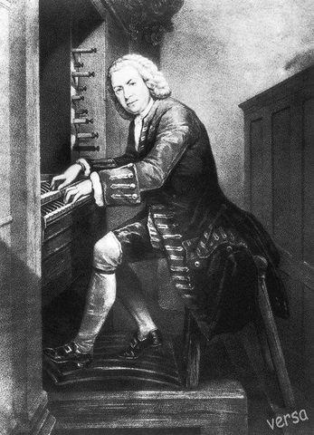 Johann Sebastian Bach - Weimar