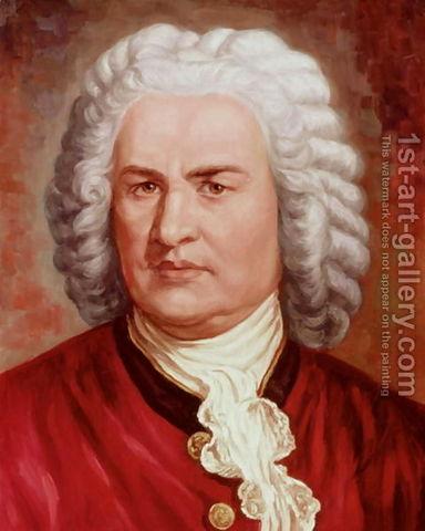 Johann Sebastian Bach - Leipzig