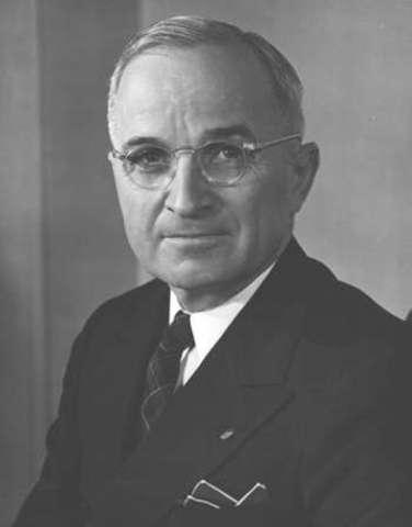 Truman Orders Bombings