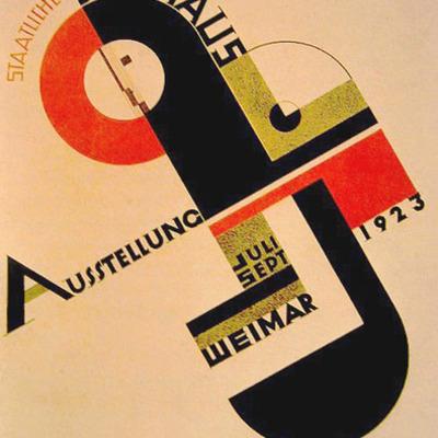 BAUHAUS, Gerrit Rietvelt y Adolf Loos timeline