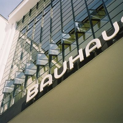 La arquitectura en la Bauhaus  timeline