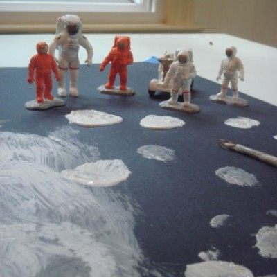 Space Exploration History timeline