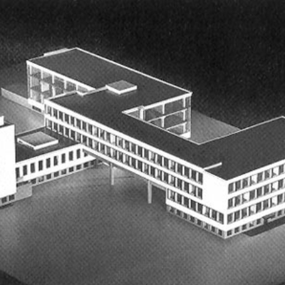 Escuela de Bauhaus timeline