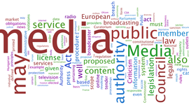 HU Media Laws: A Chronology timeline