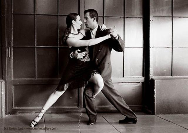 Tangocouplegerry on 1930s Swing Dance