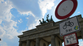 first week #berlin timeline