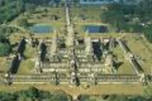 The emergence of Khmer civilization