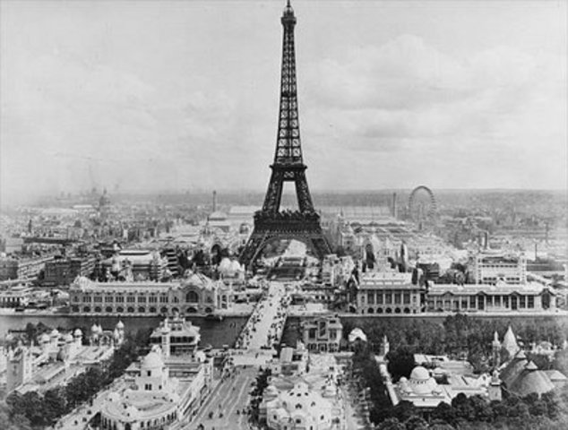 "Word ""television"" was first coined at World Fair in Paris"