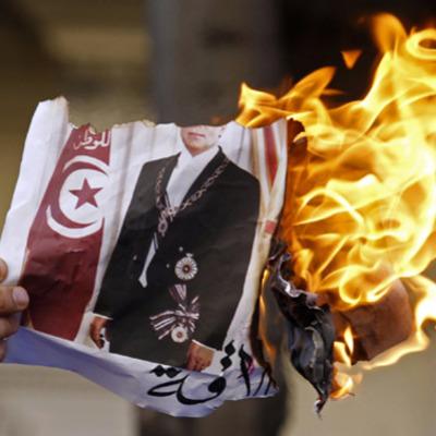 La révolution tunisienne timeline