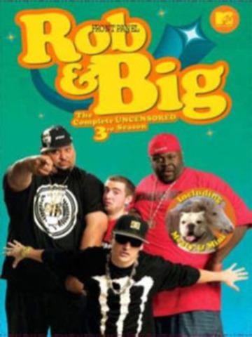 Season 3 Premier Of Rob and Big