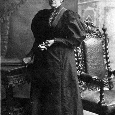 The Life of Susan B. Anthony timeline
