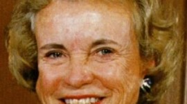 The Life of Sandra Day O'Connor timeline