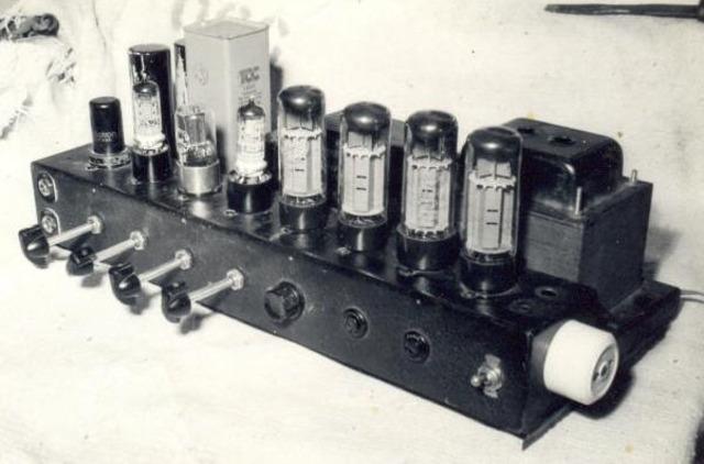 America- Amplifier