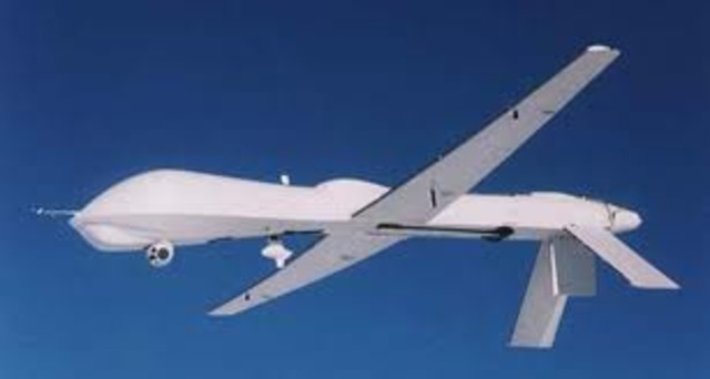 The First Unmanned Aerial Vehicle