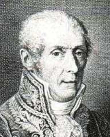 Alessandra Volta 1797