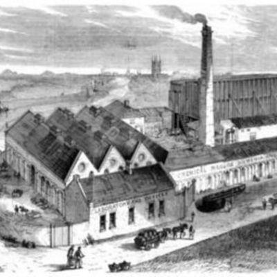Industrial Timeline Henderson, Zuri
