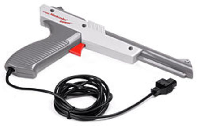 Release of the NES Zapper