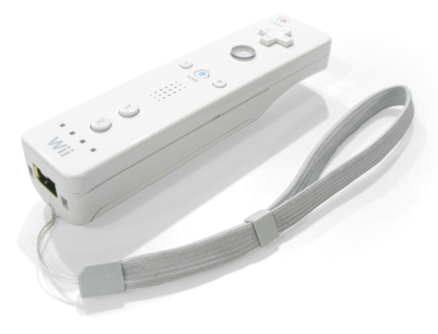 Wii Remote Debut