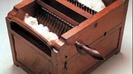 cotton gin timeline