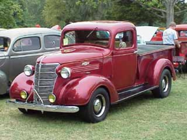 Old chevy truck models best truck 2018 car of the week 1952 chevrolet 3100 pickup old cars weekly publicscrutiny Gallery