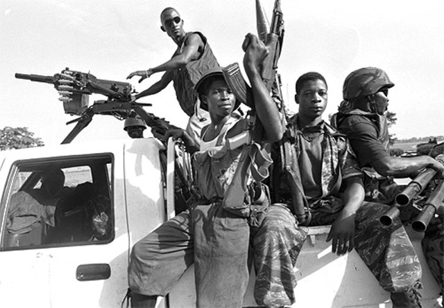 Sierra Leone Civil War Timeline Timetoast Timelines