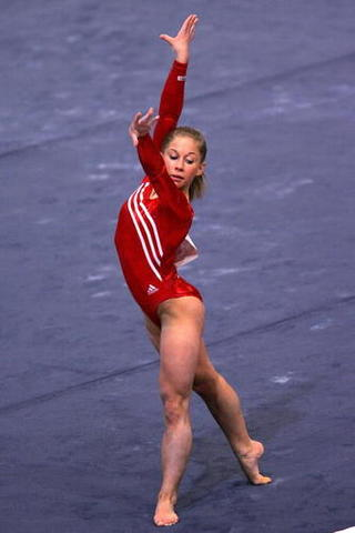 floor gymnastics shawn johnson. In \u002704 Shawn Competed The Junior Olympics And Placed 4 AA, First On Beam \u0026 Second Floor. Floor Gymnastics Johnson L