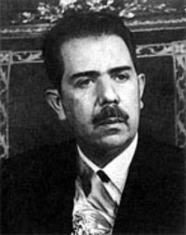 LÁZARO CÁRDENAS DEL RÍO (1895-1970)