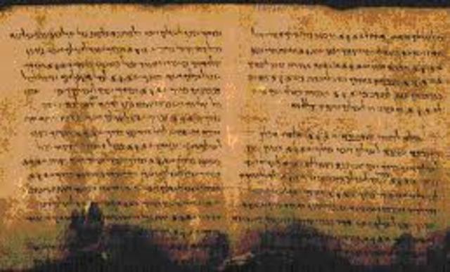 Earliest Records-2700 BCE